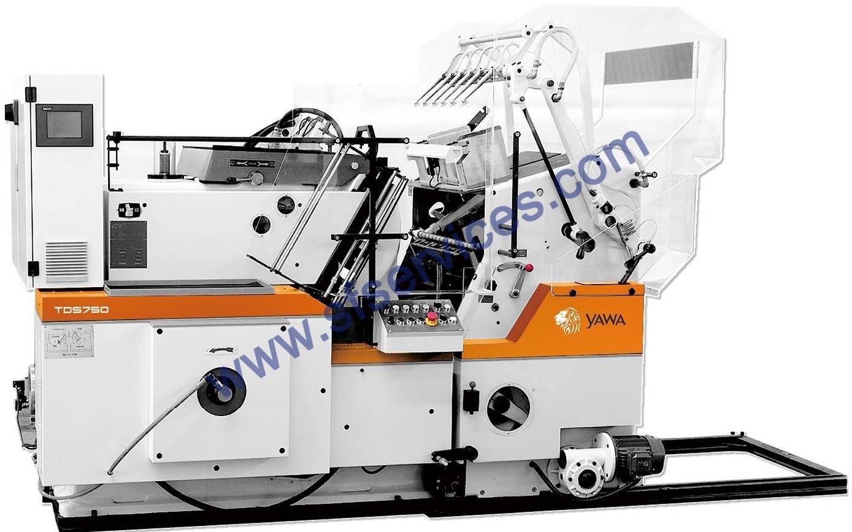 YAWA TDS750L 560x750 Foiling, cutting & Creasing Platen Platen
