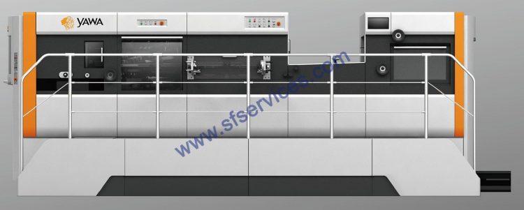 YAWA - TDS 1060- 1060x720 Foiling Autoplaten