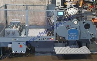 HeidelbergSBB 57x82 Foiling Press