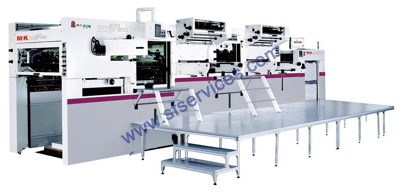 2370 -MK21060ST Duo Press