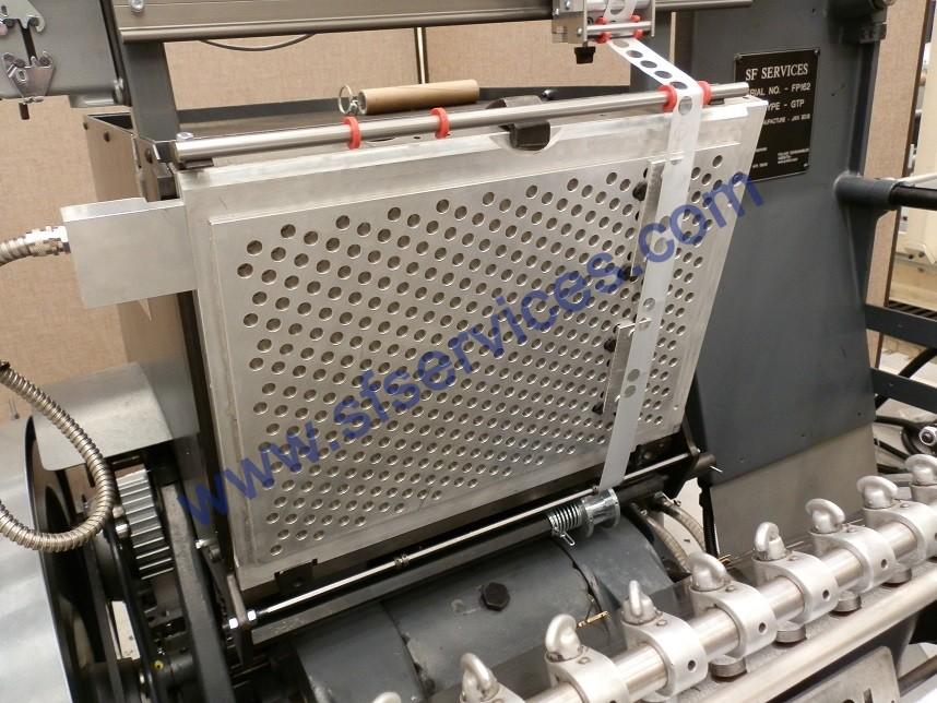 GTP 13x18 Heater plate
